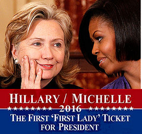 First Lady Ticket