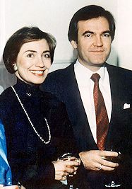 Vince and Hillary