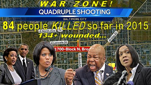 War Zone Baltimore