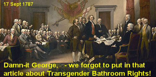 Founders forgot