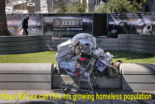 Mayor Ed Lee's homeless