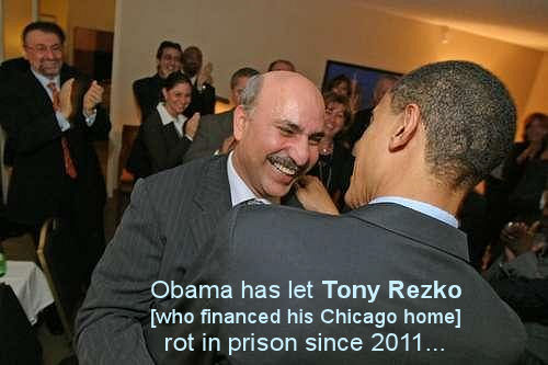 Obama let Rezko rot