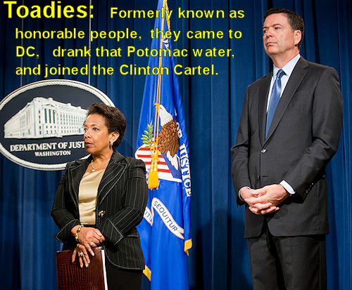 Toadies Lynch and Comey